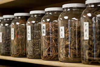 Herbs in Jars
