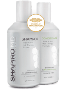 #1 ShapiroMD Hair Loss Shampoo