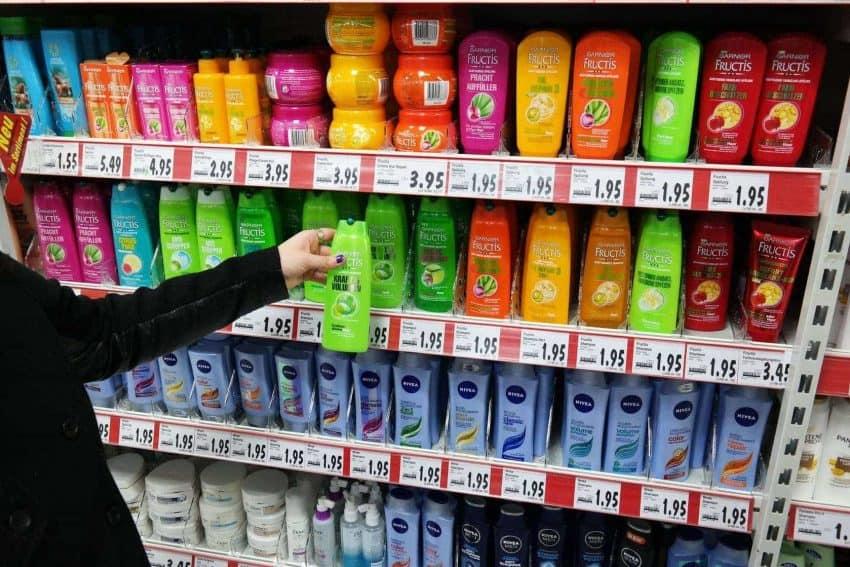 choosing organic shampoo