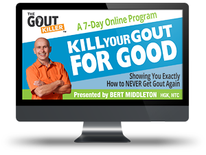 kill your gout now
