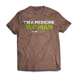 medicine woman tshirt