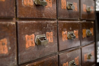 Antique-Drawers