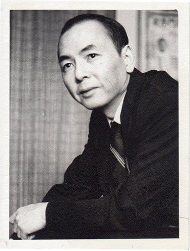 Hen Sen Chin portrait