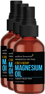 Pure Magnesium Oil