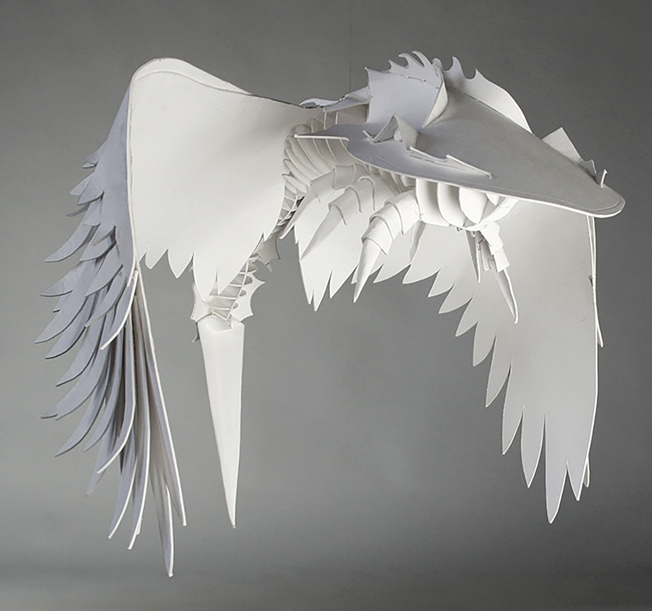 Bird 3D taskboard sculpture