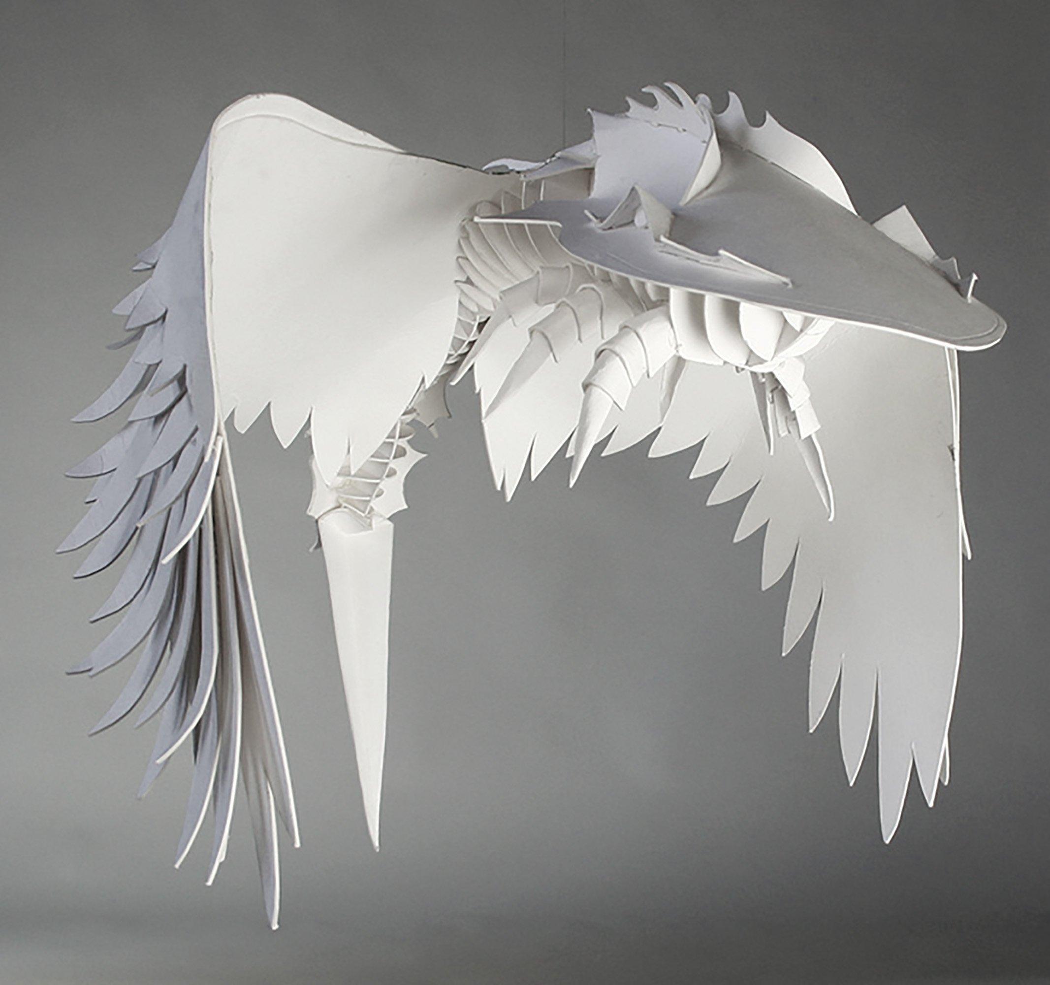 Bird 3D taskboard sculpture