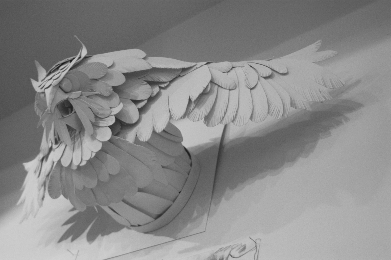 Gargoyles K12 art class project
