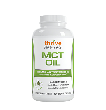 MCT Oil 1 Bottle