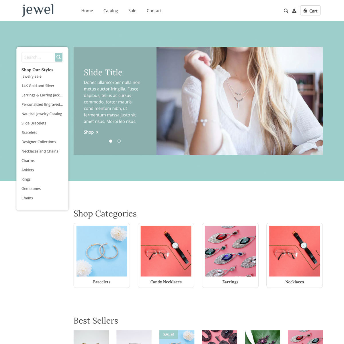 Jewel - Desktop