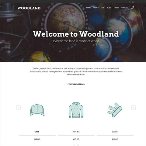 Woodland - Desktop